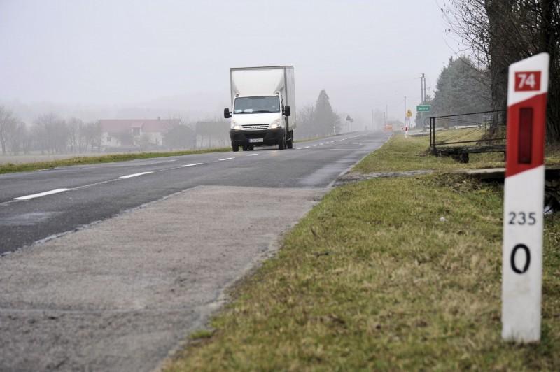 63 mln zł za przebudowę DK74 Frampol - Gorajec