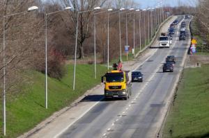 Radom dostał 93 mln zł na przebudowę alei Wojska Polskiego w ciągu DK9