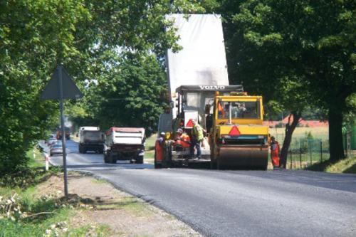 Mazowieckie: Remont skrzyżowania z DK79 w Piasecznie