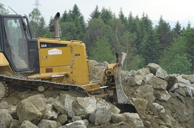 Inwestycje na DK87 poprawią dojazd do Słowacji