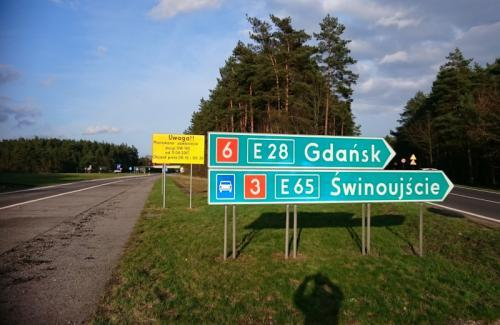 """DW142: Remont i zamknięcia na """"berlince"""" koło Szczecina"""