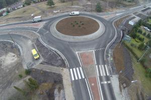 Wielkopolska: Rozbudowana DW185 Piotrowo – Zielonagóra