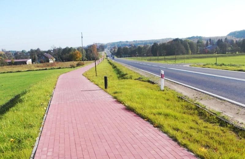 Do autostrady A1 nowymi drogami wojewódzkim