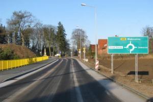 Kujawsko-pomorskie: Duże prace na DW548 prowadzącej do autostrady A1