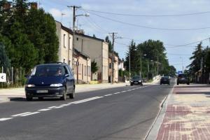Łódzkie: DW702 - ulica Piątkowska w Zgierzu gotowa