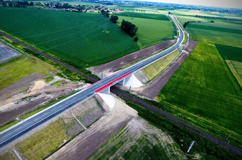 Nowy odcinek DW432 we Wrześni już otwarty