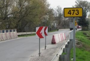 Rok przed terminem otwarcie DW473 Węzeł Dąbie (autostrada A2) – Uniejów