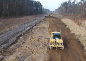 Ofensywa inwestycji na drogach wojewódzkich na Opolszczyźnie