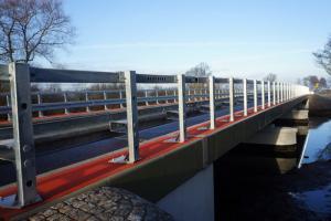 Zachodniopomorskie: Most na Radwi w ciągu DW166 oddany do użytkowania