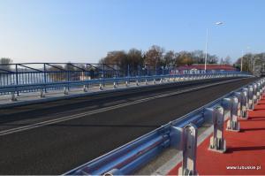 Lubuskie cieszy się z nowego mostu przez Wartę w Skwierzynie