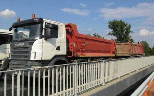 Nowy most we Wrocławiu już otwarty