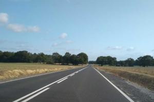 Dwie nowe obwodnice na trasie Leszno - Lubin