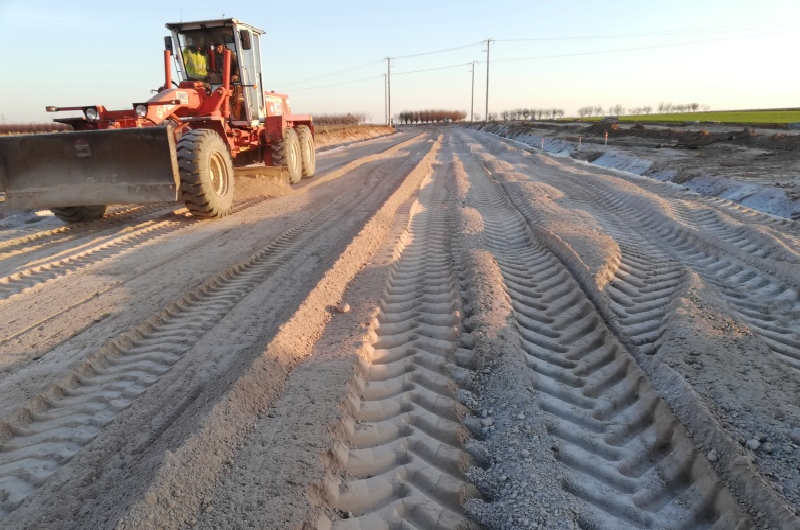 Mazowieckie: Obwodnica Gąbina DW577 – wkrótce duże roboty ziemne