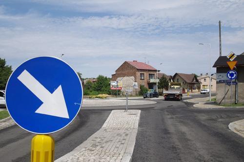 DW790: Bezpieczniej na drogach w Ogrodzieńcu