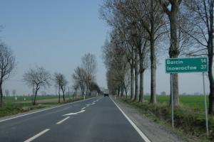 Ze Żnina do Wielkopolski pojedziemy odnowioną drogą DW251