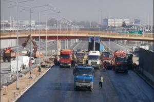 Z wizytą na budowie drogi ekspresowej S8 Salomea – Wolica (marzec 2015 r.)