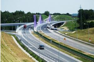 Trwa remont mostów na A1 Świerklany – Mszana