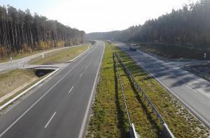 Droga ekspresowa S8 od Sycowa do Kępna.