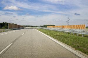 Droga ekspresowa S8 między Walichnowami i Sieradzem