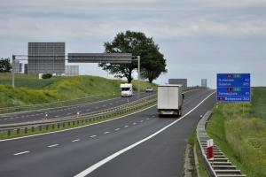 Autostrada A6 od Kołbaskowa do Szczecina