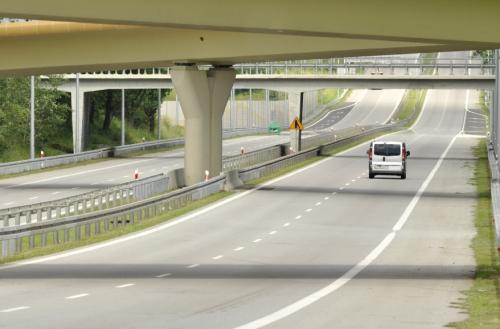 Uwaga: Poważne utrudnienia na granicy w Świecku w ciągu niemieckiej A12
