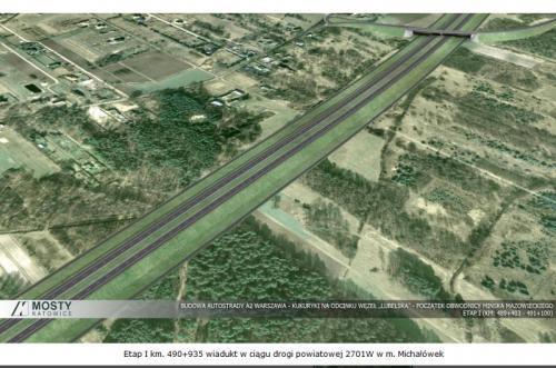 Jaka i kiedy będzie autostrada A2 Warszawa - Mińsk Mazowiecki?
