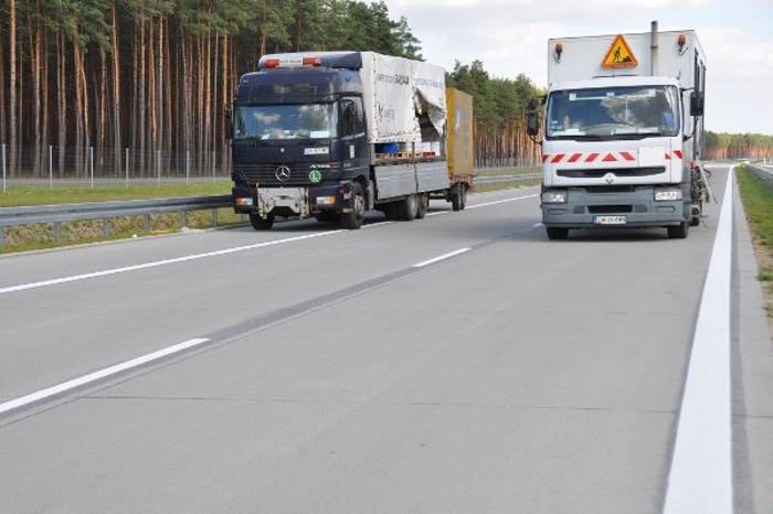 Kolejny etap remontu autostrady A2. Utrudnienia na węźle Świecko