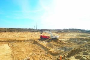Wizyta na budowie autostrady A1 Stryków - Tuszyn
