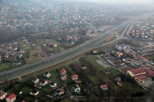 Budowa drogi ekspresowej S69 Bielsko-Biała - Żywiec (obecnie S1)