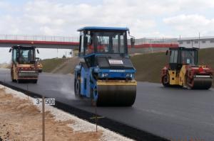 Z wizytą na budowie drogi ekspresowej S8 Opacz - Paszków (kwiecień 2015 r)
