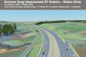 Droga ekspresowa S7 Lubień – Rabka - taka będzie nowa Zakopianka