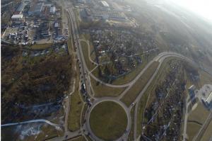 Wystartowała budowa drogi S5 Wrocław - Trzebnica