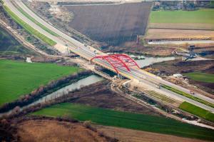 Autostrada A4 Radymno (Przemyśl) - Korczowa (wschodnia granica Polski)