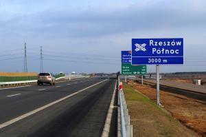 Autostradowa obwodnica Rzeszowa - odcinek A4 węzeł Rzeszów Zachód - w. Rzeszów Północ