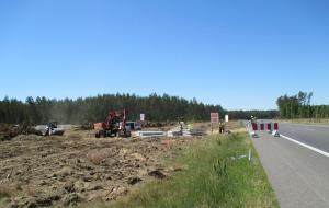 Budowa drogi ekspresowej S7 Rychnowo - Olsztynek