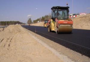 Budowa drogi S7 Olsztynek - Nidzica