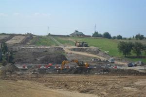 Raport z budowy drogi ekspresowej S19 Świlcza - Rzeszów Południe (Kielanówka)