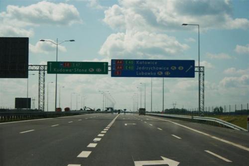 22-23 listopada utrudnienia na Autostradowej obwodnicy Wrocławia