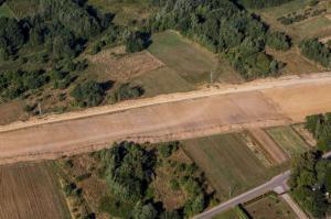 Raport z budowy drogi ekspresowej S19 Świlcza – Rzeszów Południe (Kielanówka)