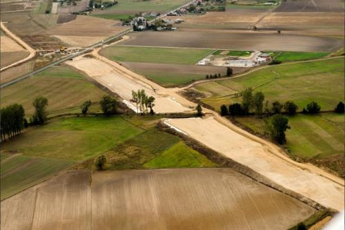 Kolejny krok do budowy drogi S11 - obwodnicy Piły i Ujścia
