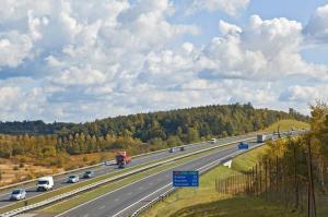 Autostrada A4 Katowice - Kraków w galerii zdjęć