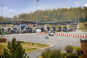 Autostrada A4 Katowice – Kraków: Wymiana nawierzchni i utrudnienia na bramkach