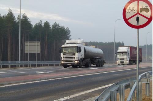 Budowa drogi ekspresowej S61