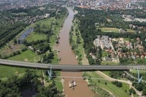 Wrocław: Będzie przetarg na Aleję Wielkiej Wyspy. Trasa powstanie w 2021 r.