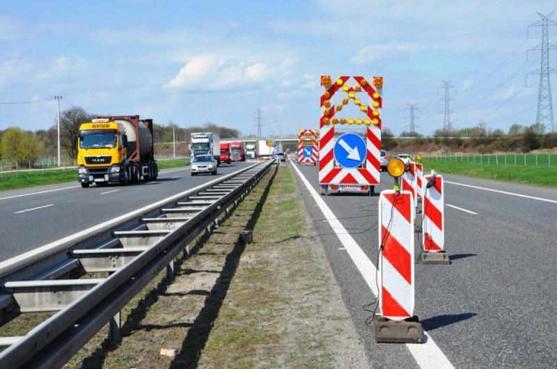 Utrudnienia na autostradzie A4 na Opolszczyźnie