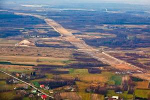 Budowa autostrady A4 na Podkarpaciu