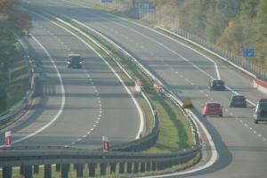 Autostrada A6 - nasze pierwsze wpięcie w europejską sieć