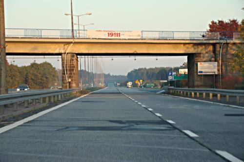 Autostrada A18 Olszyna - Golnice czeka na przebudowę