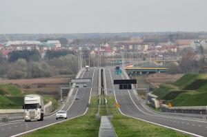 Kierowcy korzystają już ze wschodniej obwodnicy Lublina w ciągu drogi S17 i S12