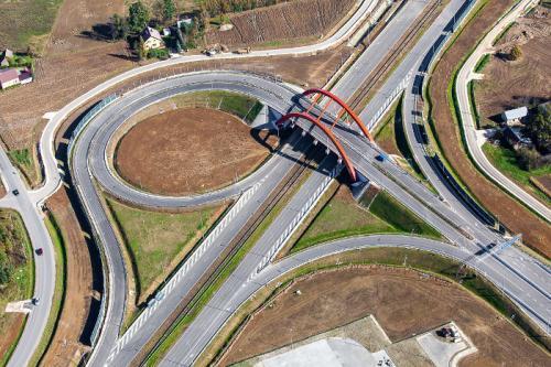 Zobacz nową autostradę A4 z Tarnowa do Dębicy!
